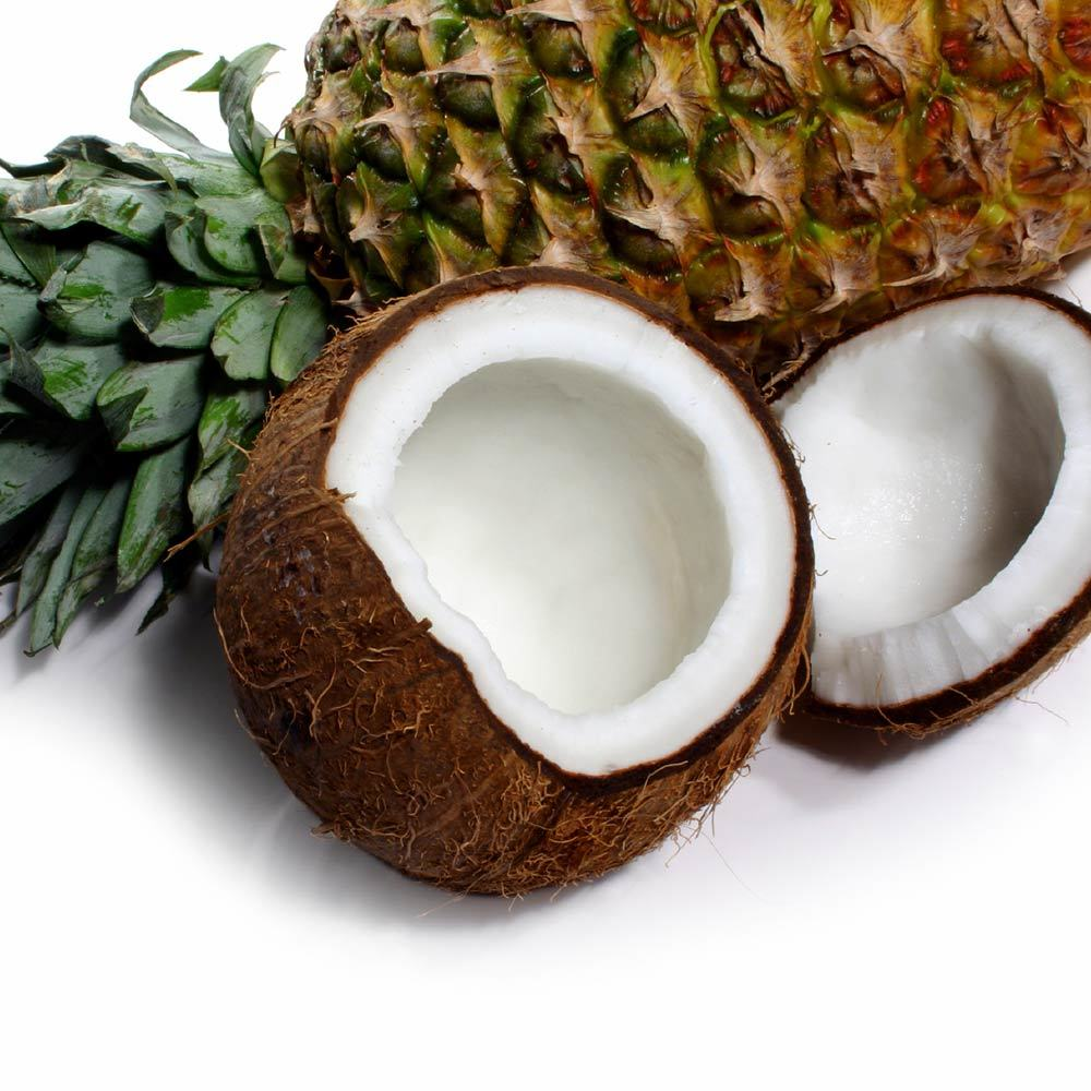 Pineapple coconut 1000px