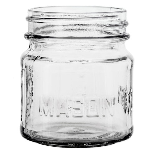 8oz mason clear front 1000px