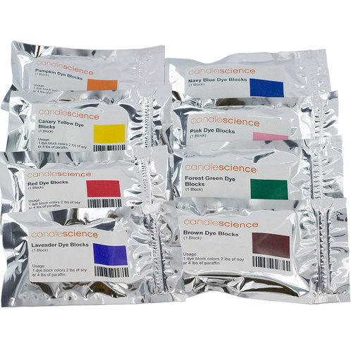 Dye Block Sample Pack