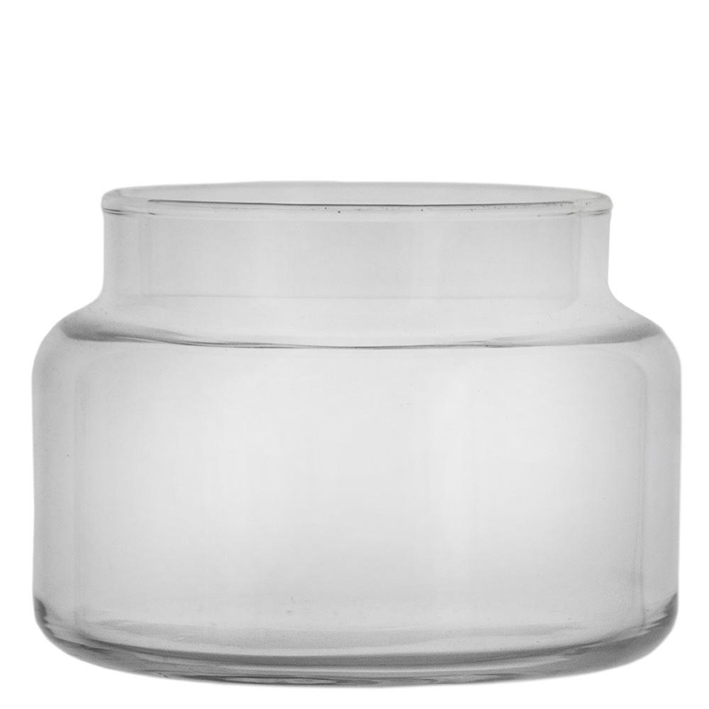 8 oz. Glass Apothecary Jar