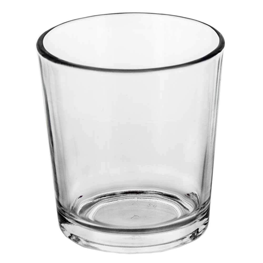 Glass Classic Tumbler Jar