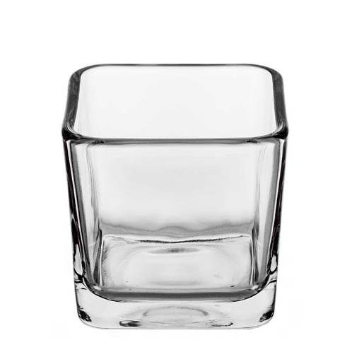 12oz cube jar clear angle 1000px