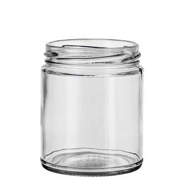 Straight Sided Jars